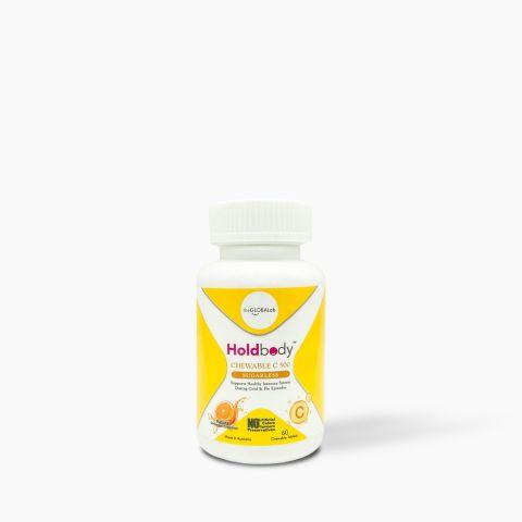 天然無糖維他命C 500 (咀嚼片)